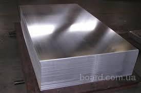 Алюминиевый лист, плита 10ст6082