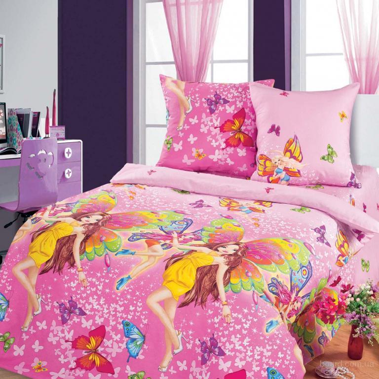 Детская постель купить Киев - Красотки