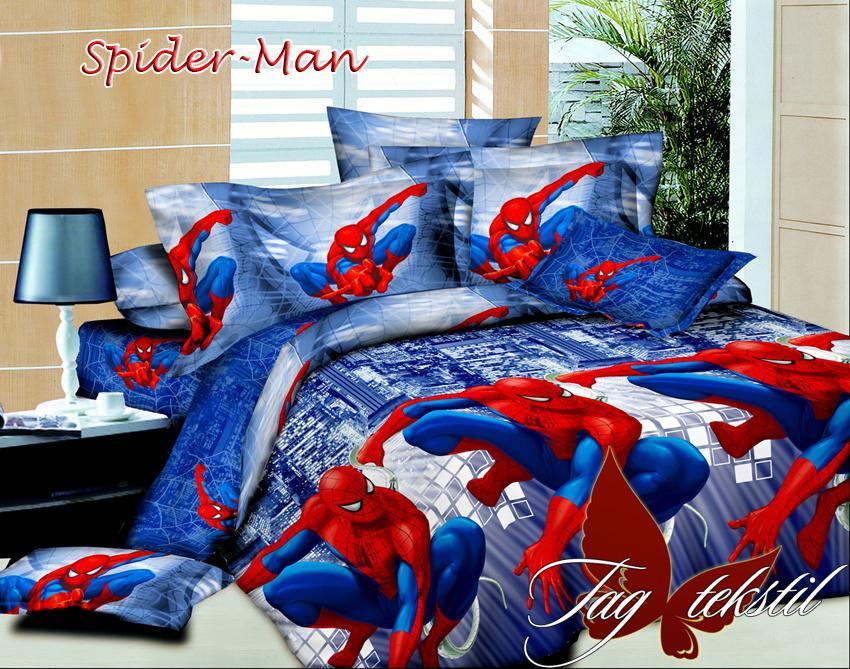 Интернет магазин детской постели – комплект Спайдермен