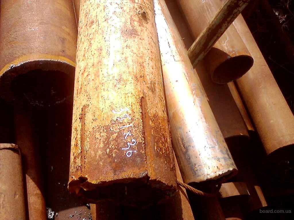 Труба 95х16 толстостенная со склада в Киеве с порезкой купить трубу бу в Киеве со склада с порезкой