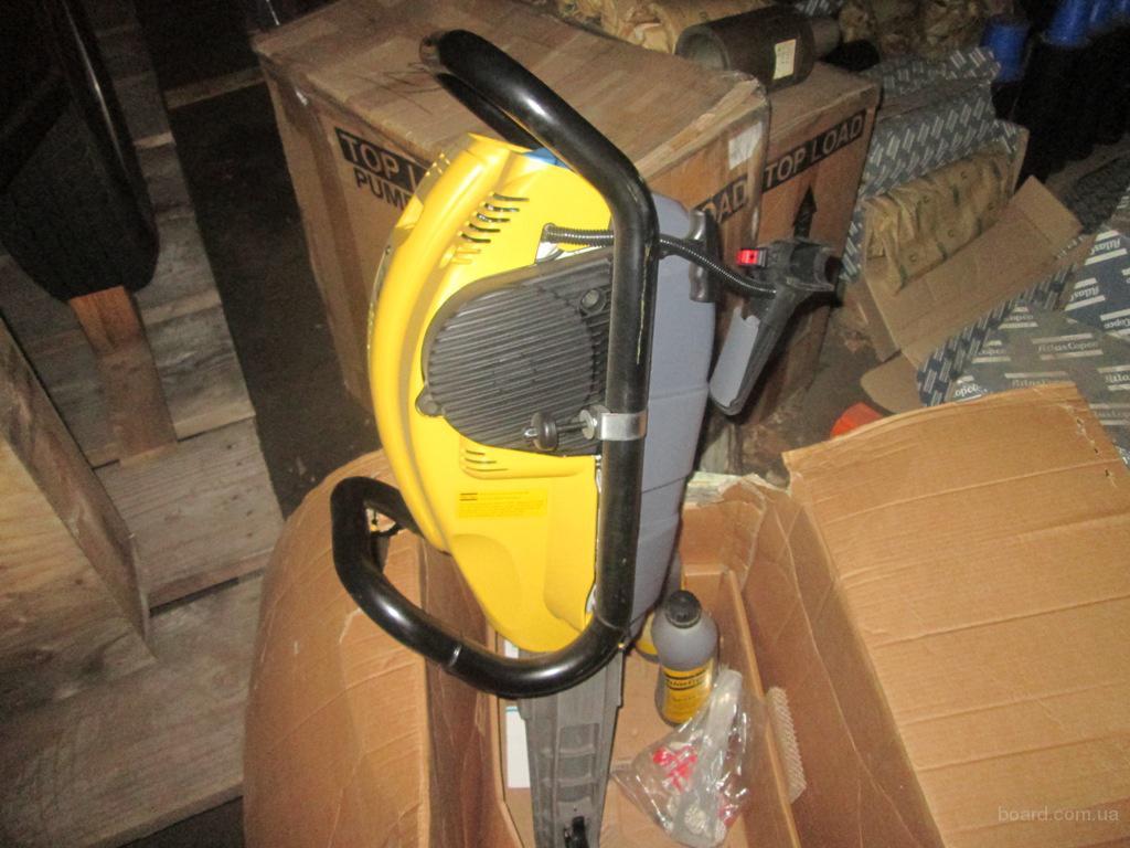 Отбойный молоток бензиновый 60 Джоулей (возможно использование для бурения)