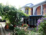 Отдых в Крыму Николаевка частный сектор Уютный дворик Антонины