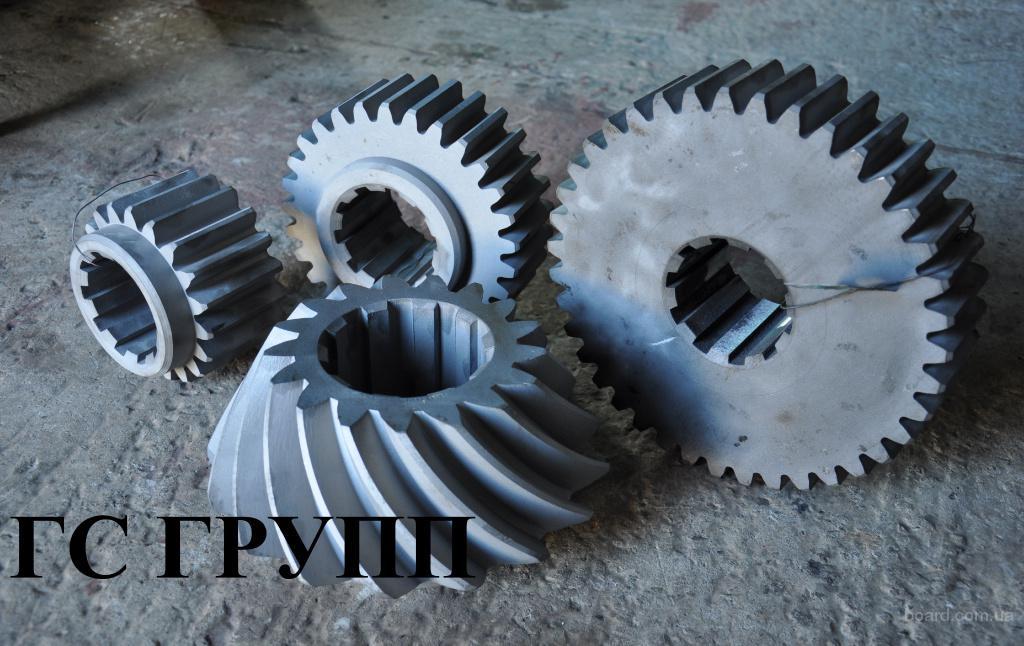 Предприятие выполнит зубофрезерные, шлицефрезерные, зубодолбёжные работы в Днепропетровске