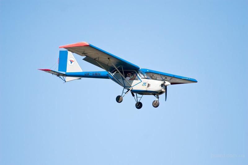 Авиационная химпрополка посевов озимых и яровых культур