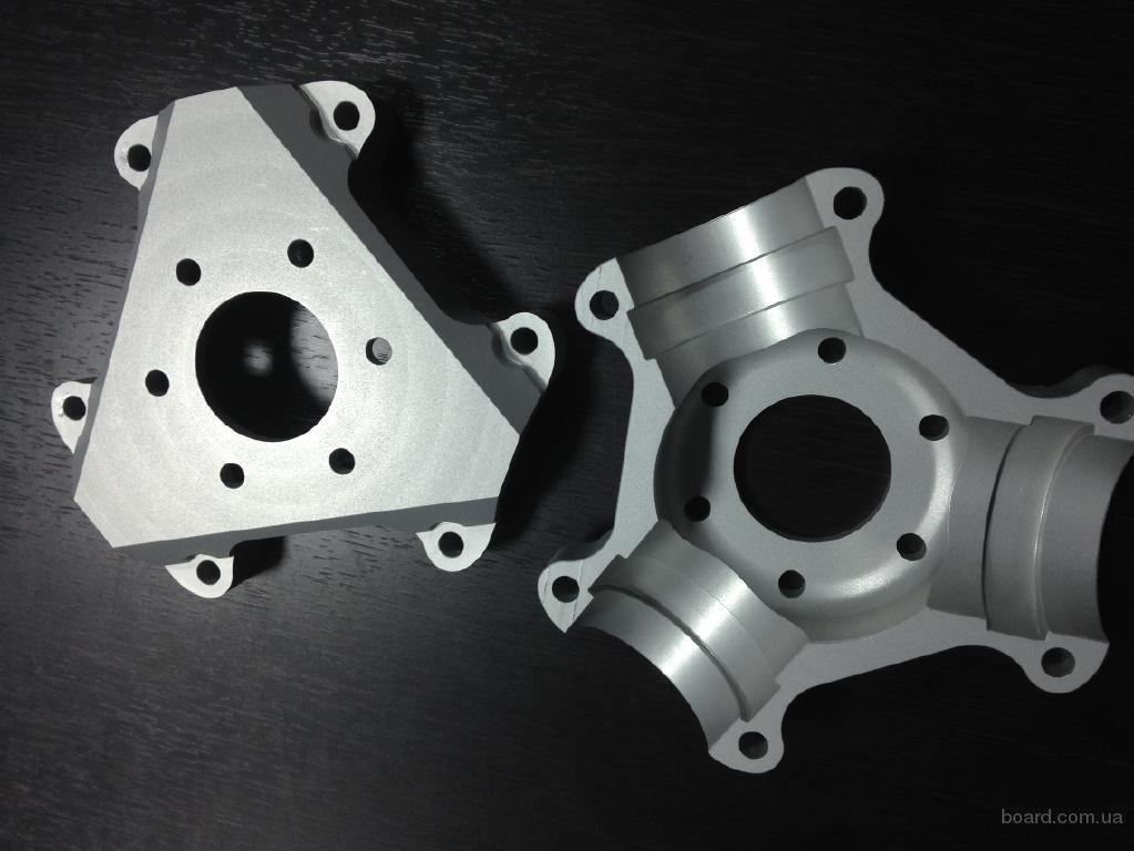 Высокоточная 5-осевая фрезерная обработка металла на станках с ЧПУ