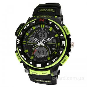 Новые часы G-Shock 9009 Green (копия)