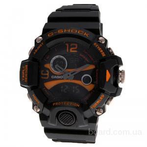 Новые часы G-Shock 1209 Orange (копия)