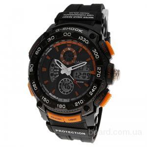 Новые часы G-Shock 1287 Orange (копия)