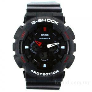 Новые часы G-Shock 347 Black (копия)