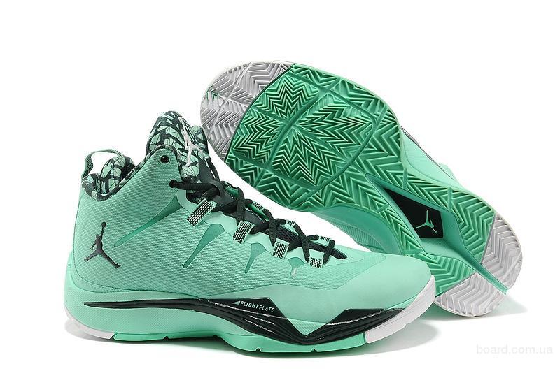 Новые баскетбольные кроссовки Jordan Super Fly 2
