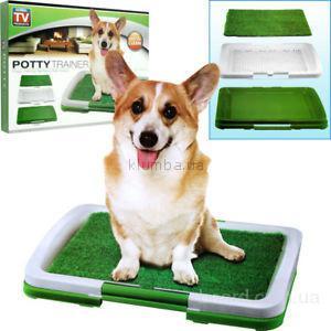Туалет для собак Potty Pad For Dogs, Поти Пед - коврик для животных