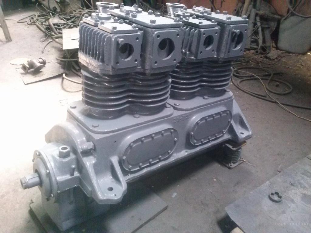 Ремонт компрессора ДК-9