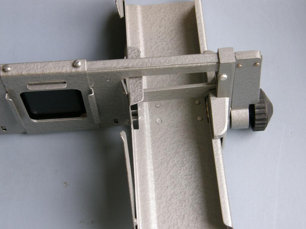 магазинное устройство КД-1 к диапроекторам для демонстрации диапозитивов (слайдов), производстов СССР 1989 года
