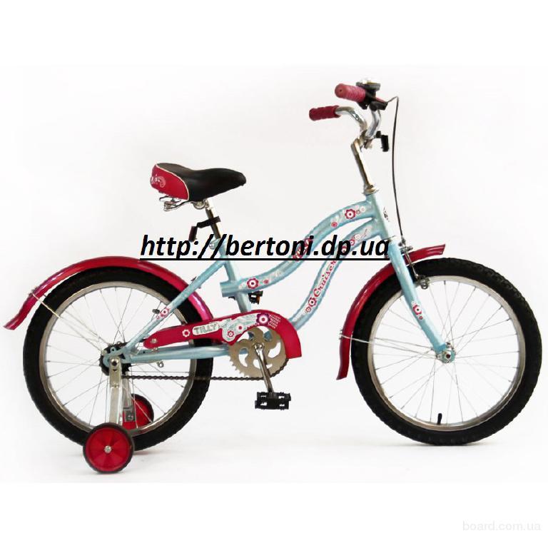 Двухколесный велосипед Cruiser 18. 20
