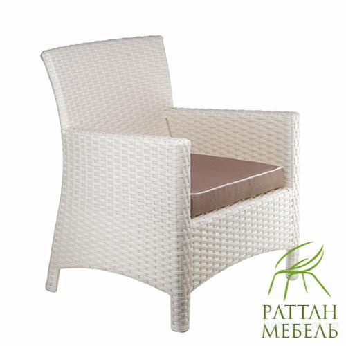 Мебель из ротанга купить, Кресло Сорренто