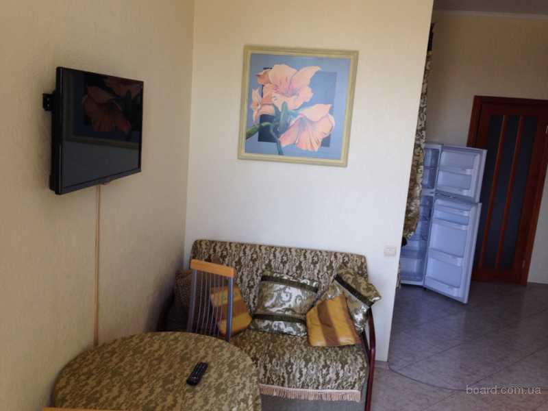 Сдам 1 комн.квартиру студио на пр.Шевченко.