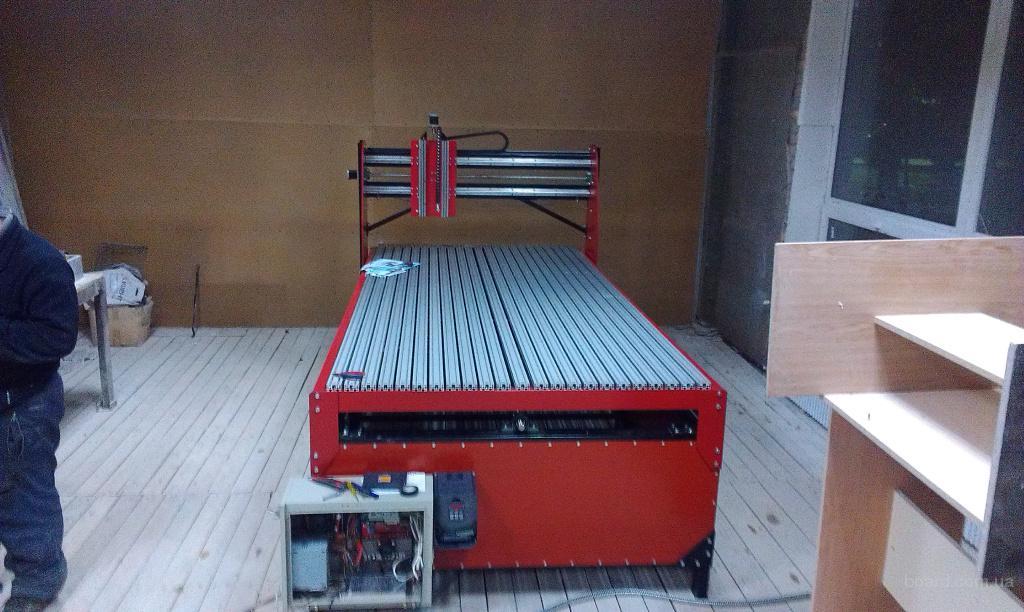 Доставка фрезерного оборудования с чпу в