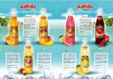 """безалкогольные напитки торговой марки """"Karibo"""""""