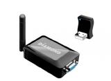 Беспроводной удлинитель vga-hdmi по wi-fi, удлинители по беспроводной связи 1080p