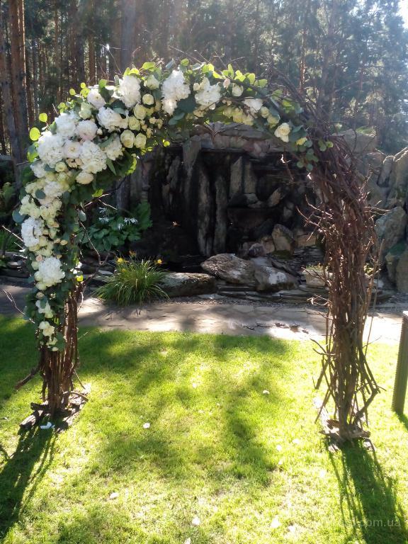 Свадебная арка напрокат