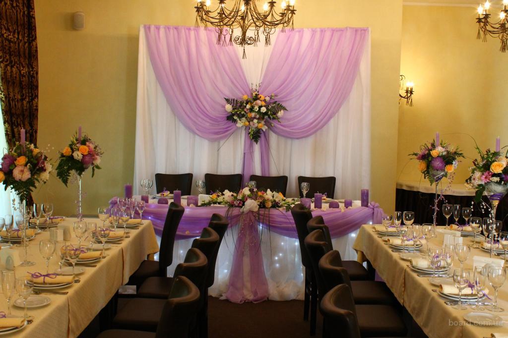Прокат свадебного декора, аренда ширмы и арки на свадьбу Тканевое панно на свадьбу, украшение зала тканью и цветами.
