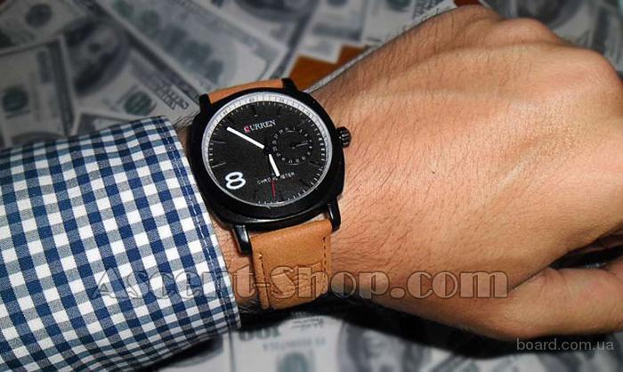 Часы наручные curren купить в москве