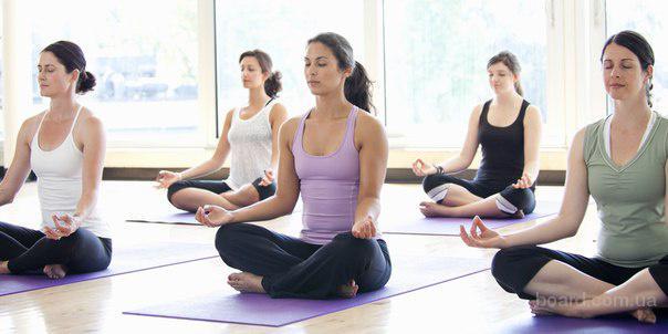 Утренняя йога и восстановление организма