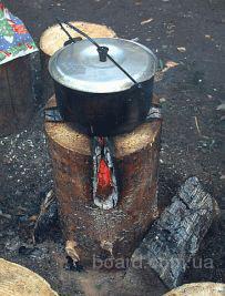 Таежная свеча или Финская свеча