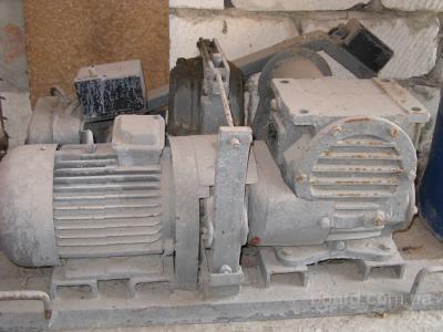Электро лебедка г/п-1т,монтажная строительная