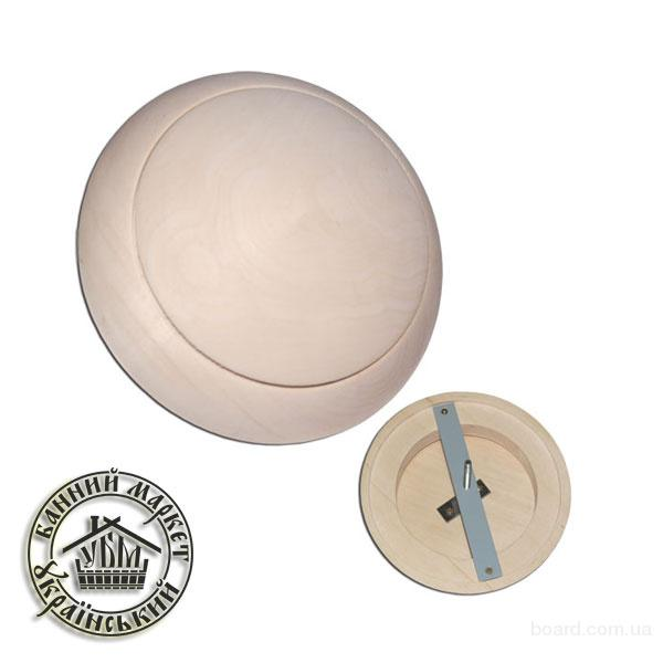 Вентиляционные заглушки для бань и саун из липы