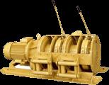 Лебедки ЛС-17, ЛС-30, ЛС-55, ЛС-100, ЛС-10, ШВА-18000, запчасти к ним и другие лебедки общепромышленного назначения