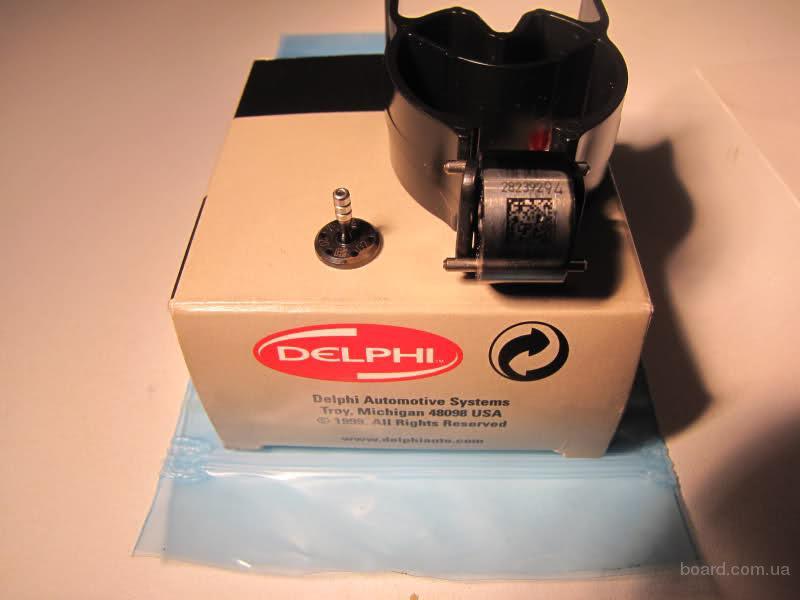 Клапан форсунки Delphi 9308621C, 28239294 Оригінал Франція