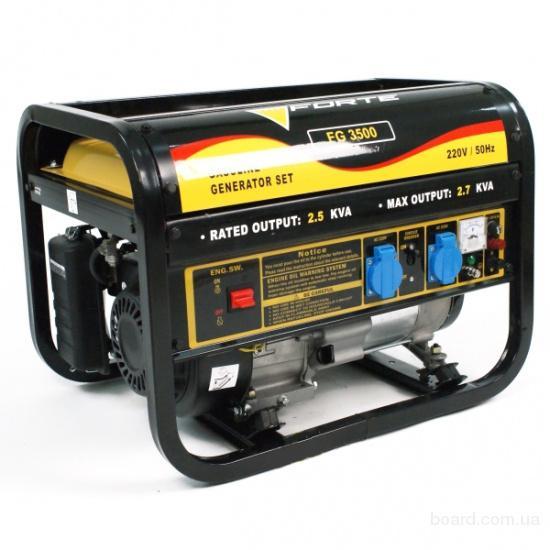 forte fg3500 электрогенератор