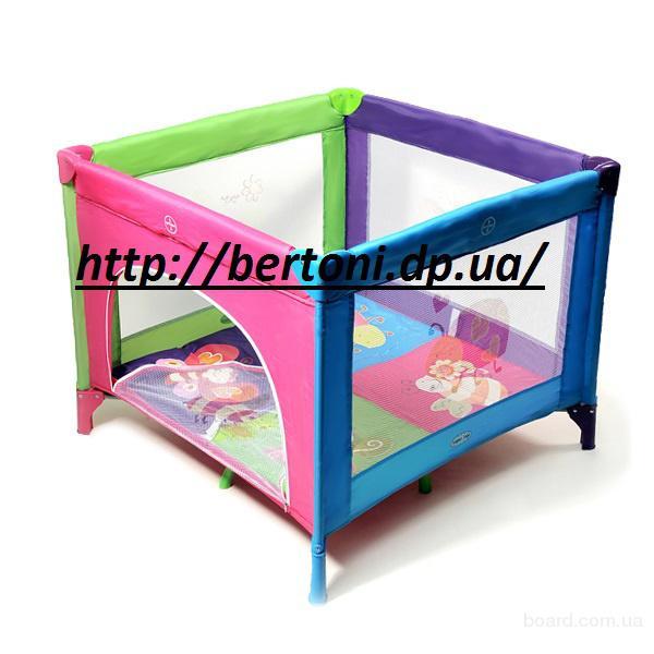 Детский игровой манеж beby tilly 597