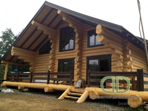 Материалы для строительства деревянных домов