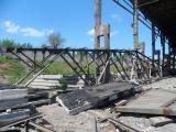 Ангар, Цех, Стропильная ферма, Деловой металл, под дмонтаж г. Мариуполь