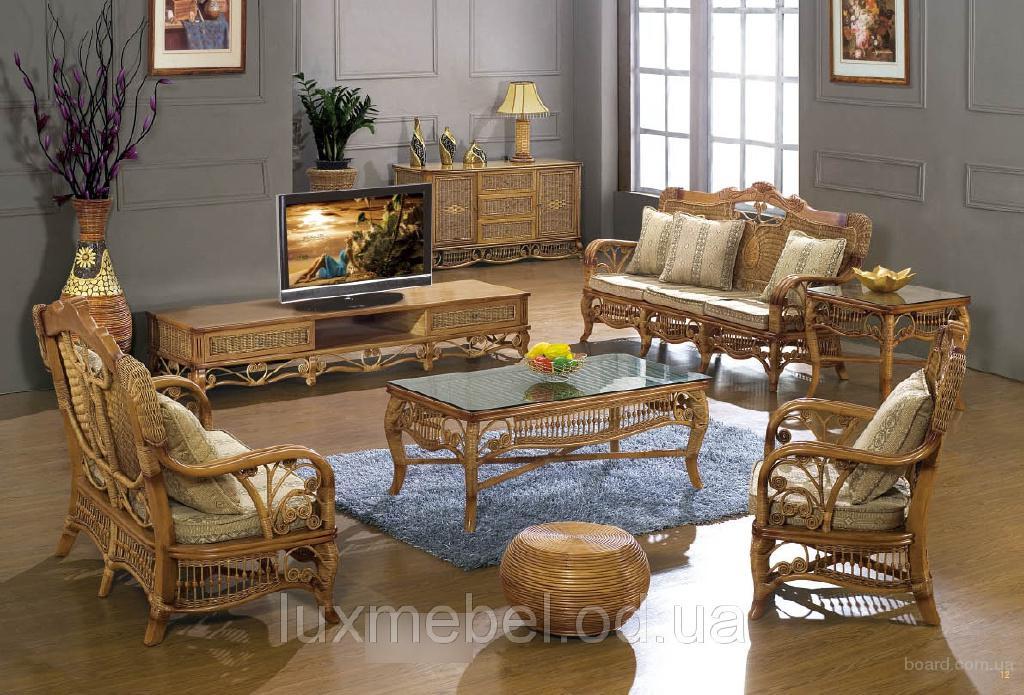 Комплект мебели из натурального ротанга RF-6012