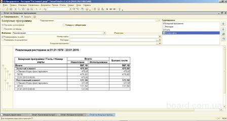 Учет арендованного оборудования в 1с 8.2 казахстан
