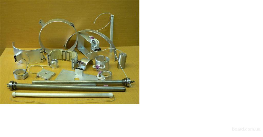 Изготовление электронагревателей под заказ
