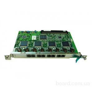 Panasonic KX-TDA0144XJ для KX-TDA/ TDE, Плата 8 микросотовых станций TDA100RU, TDA200RU.