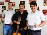Уроки гитары для взрослых. Профессионально. Результативно. Киев. Гитарный Центр «Ardor Fuerte».