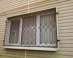 Решетки сварные на окна возможность изготовления по индивидуальному эскизу.
