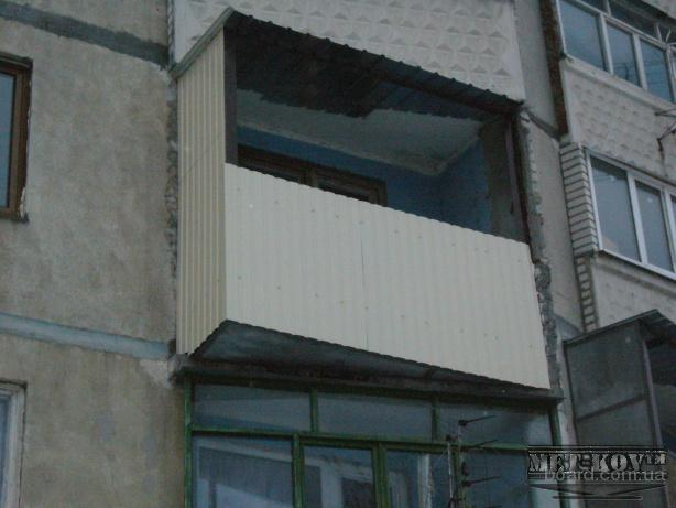 Ремонт балкона картинки..
