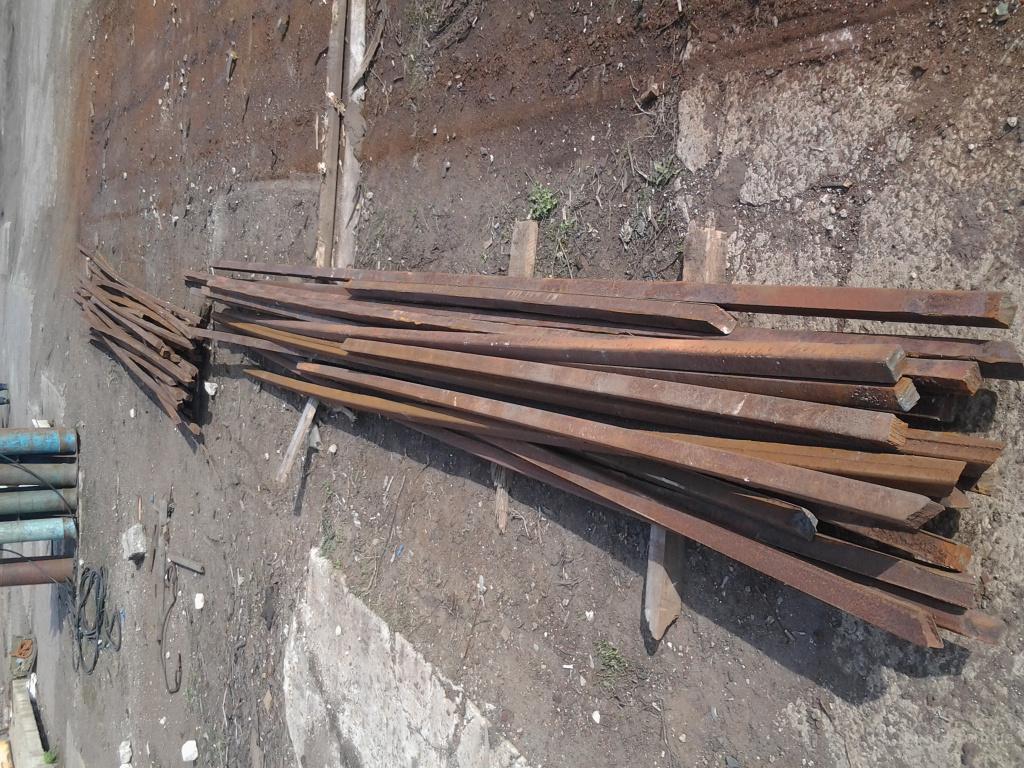 Квадрат 40х40,демонтаж с подкранового пути,НДЛ,3,3т,10000