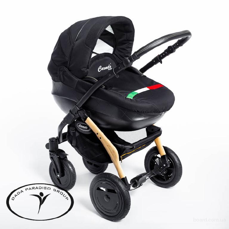 Детский интернет-магазин колясок, Коляска универсальная DPG Carmelo Design