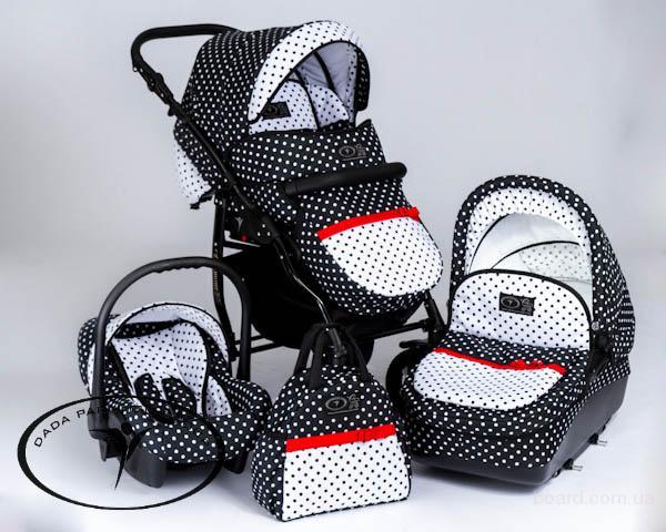 Как выбрать коляску, Коляска универсальная DPG Glamour