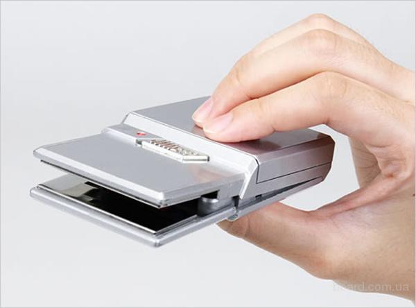 Портативный USB мини утюг
