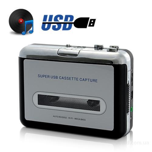 Устройство для оцифровки аудиокассет