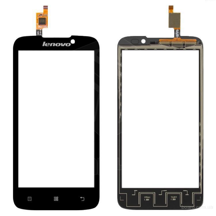 Сенсорный экран для мобильного телефона Lenovo A516 Чёрный