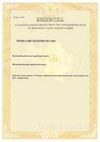 Зміна місцезнаходження юридичної особи в Києві, Броварах